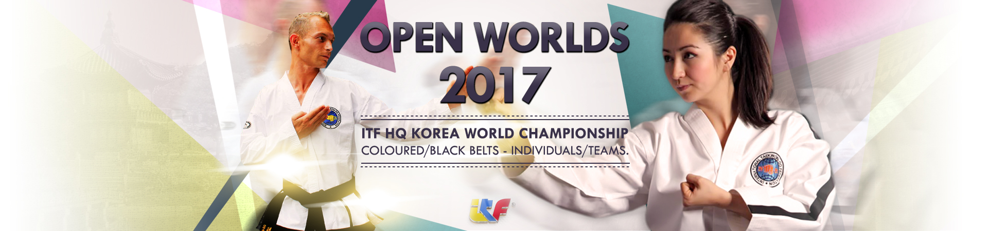 Open World Taekwon-Do Championships 2017