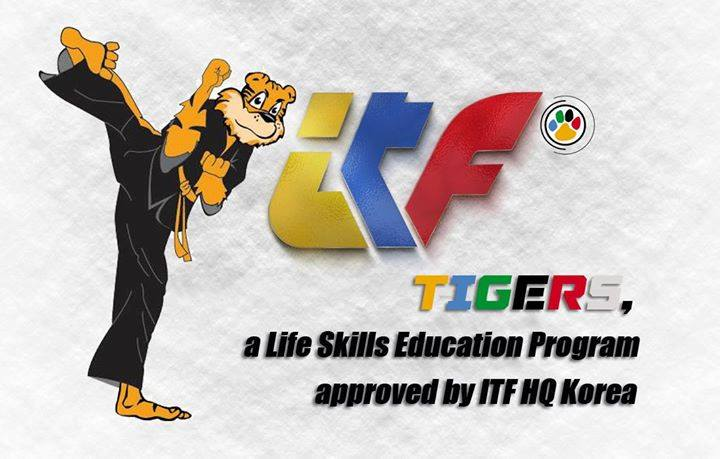 1-JANUARY -2017 Tigers LSE program in Korea and ITF HQ | ITF