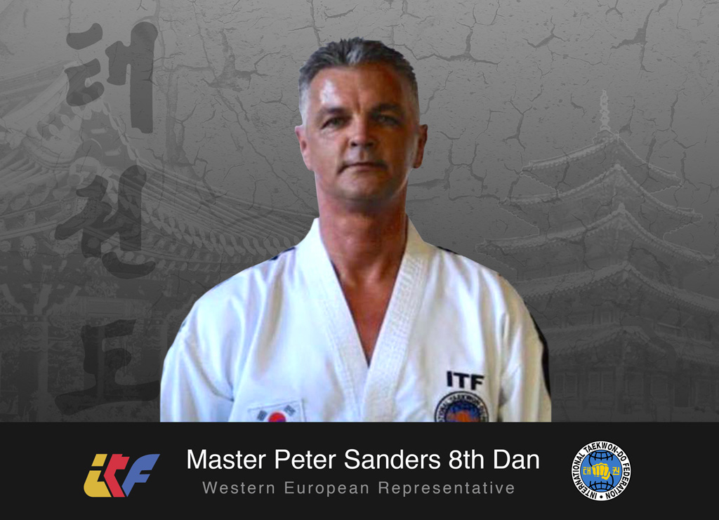 Master Sanders seminar to Traditional Taekwon-Do