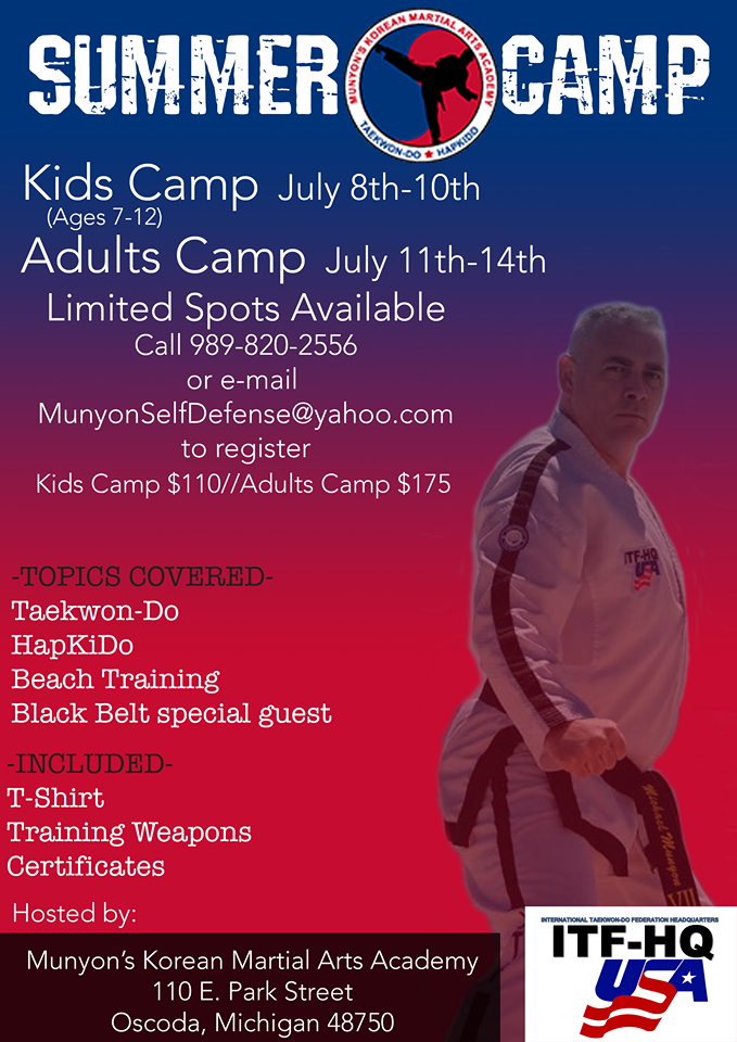 ITF USA – SUMMER CAMP