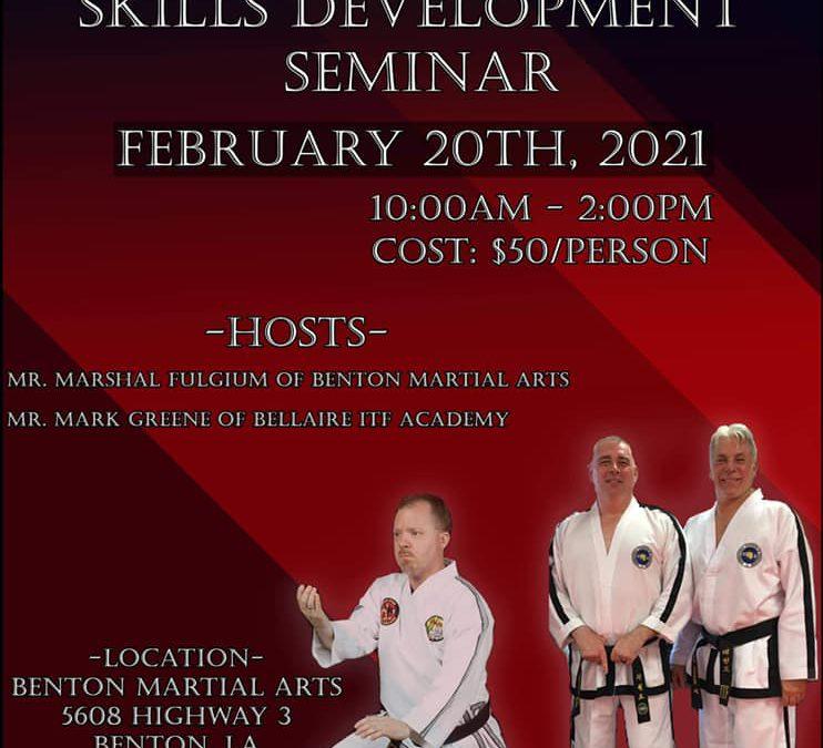 Master Michael Munyon Skills Development Semiar
