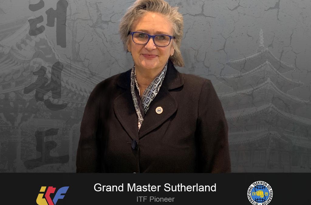 Grand Master Sutherland, 1958 – 2019