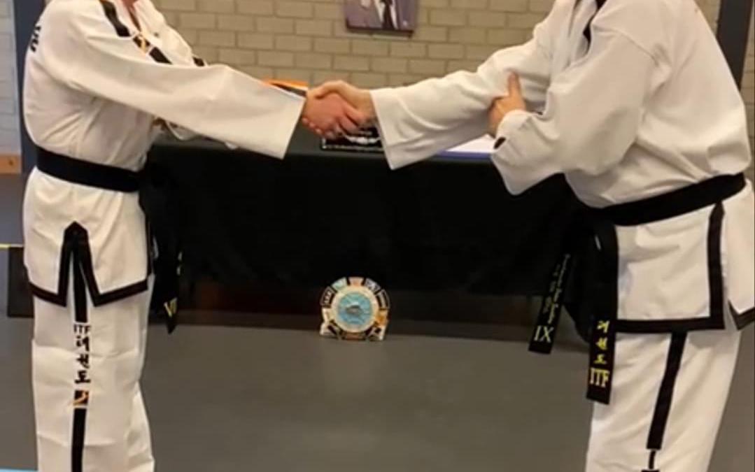 Master Ad Dekker Promotion