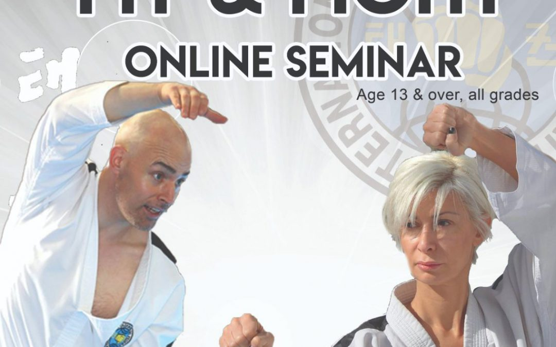 Fit & Fight Zoom Seminar