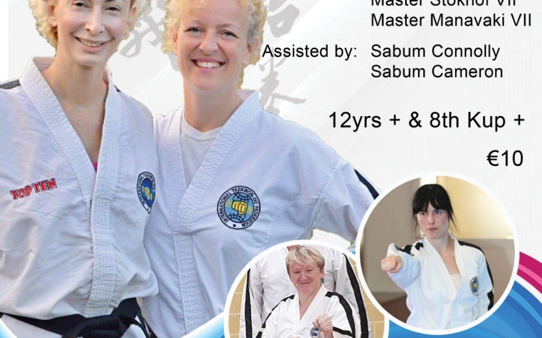 Online ITF Women Masterclass