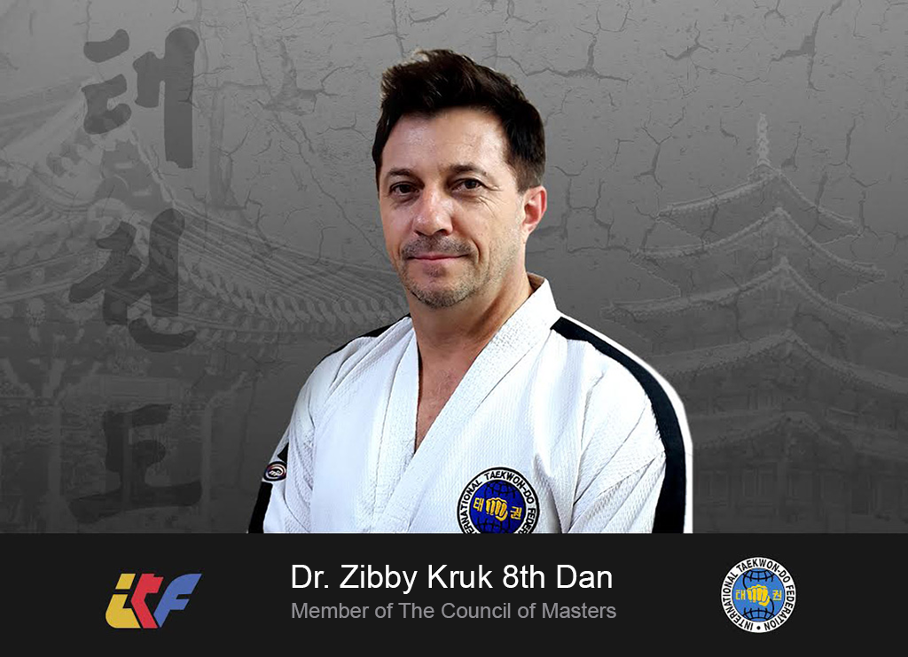 Dr Zibby Kruk Member of Council of Masters